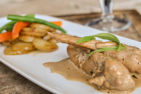 lättlagad mat med kyckling