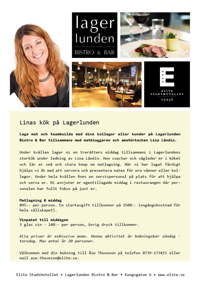 Linas Kök på Lagerlunden