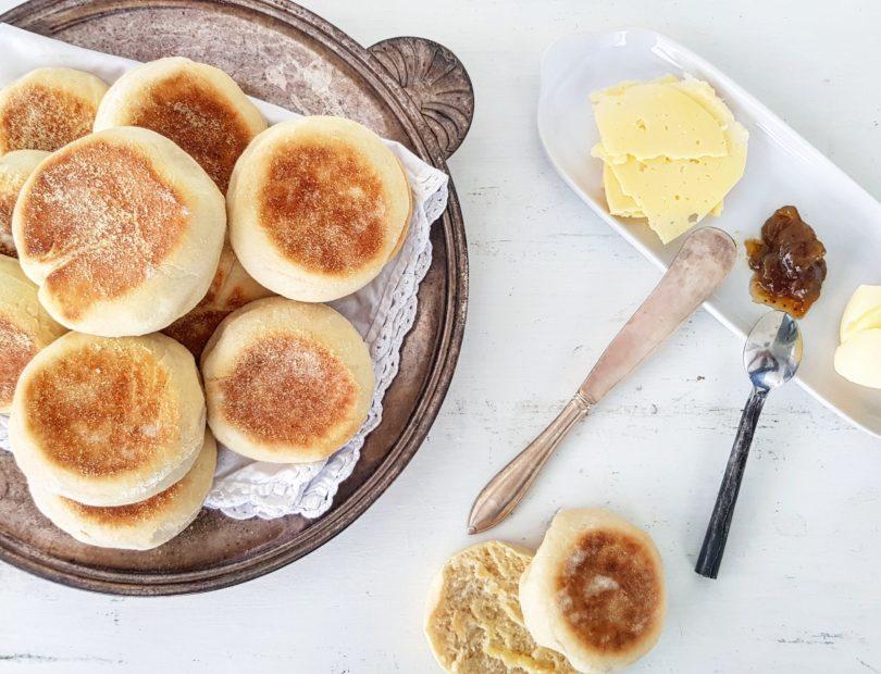 engelska muffins recept